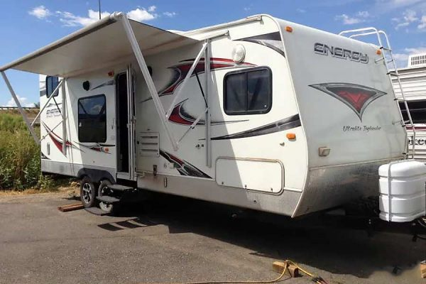 rv camper for rent in gj co