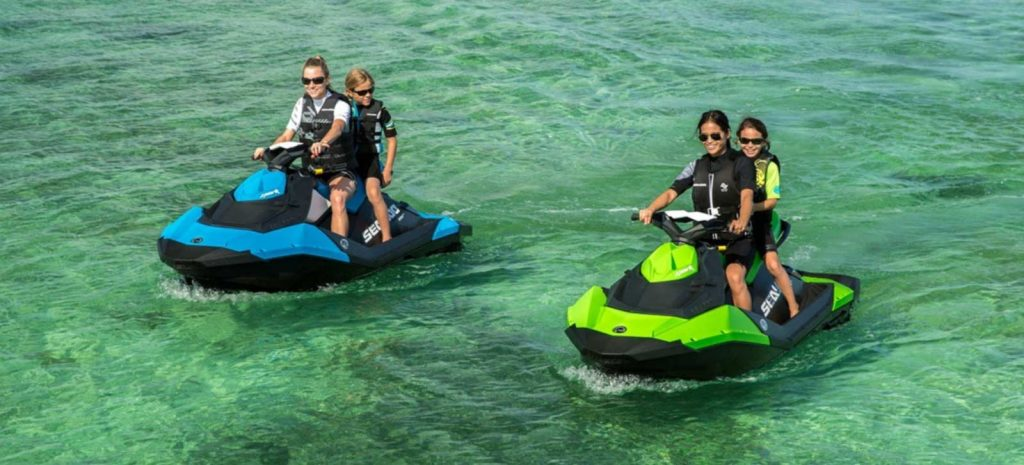 seadoo for rent in gj