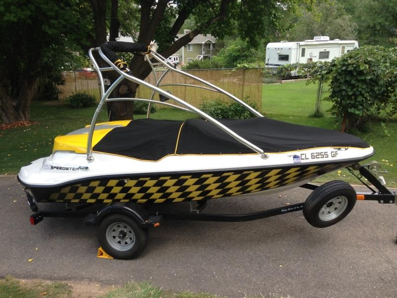 speed boat for rent in gj
